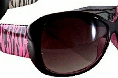 Purple Zebra Sunglasses