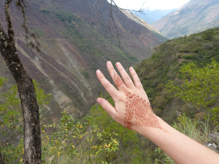 Hill Side henna