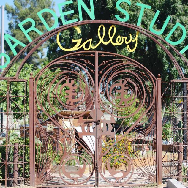 Garden Studio Gallery Gate