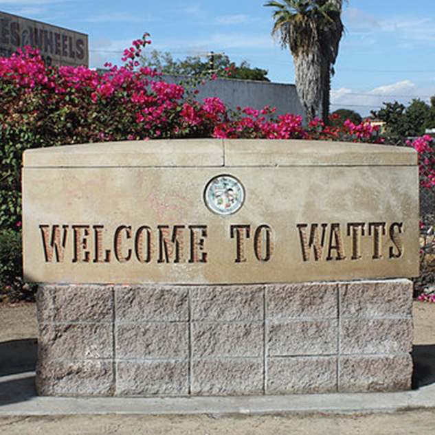 Welcome To Watts