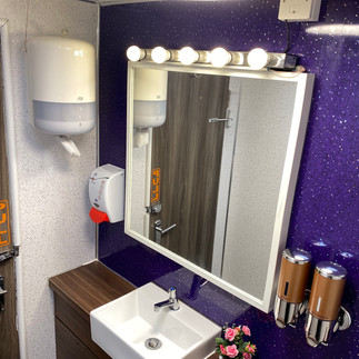 Matching Unisex Toilets