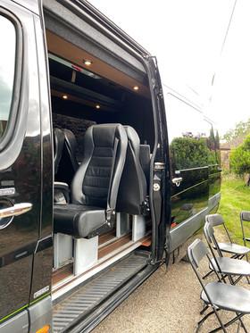 11 Seater Vip Location Vehicle