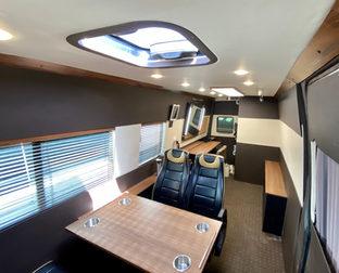 4 Meters of Perfectness in 1 Location Van