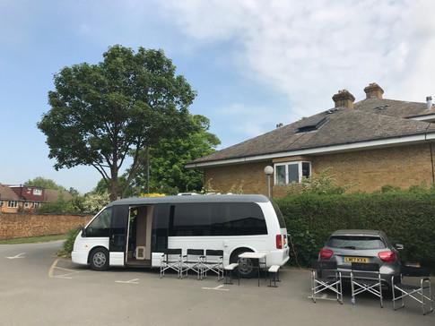 Super Alero Production Van