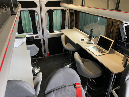 Mobile Production Office