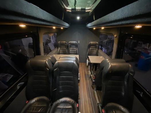 Vip Luxury Production Vehicle