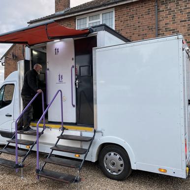 New Little loo Drivable Honey wagon