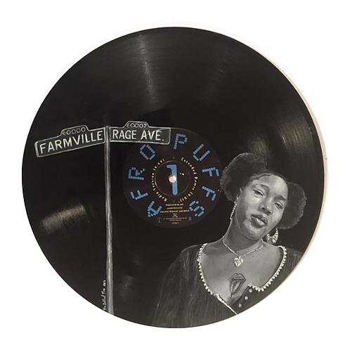 Lady of Rage - Vinyl Art