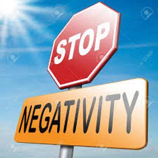 Sortir de la négativité, s'ouvrir à la joie
