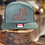 Thumbnail: AL Logo Leather patch ( Moss/ Black)