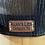 Thumbnail: AL Logo Leather Patch Cap (blue/black)