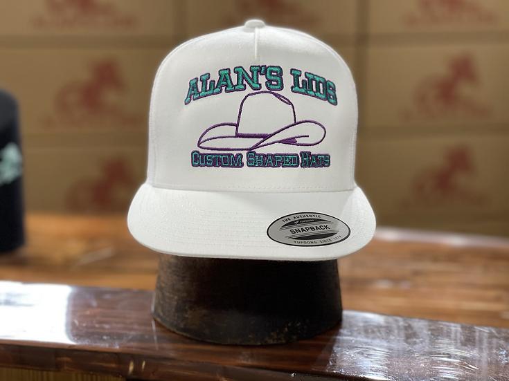 AL Custom Shaped Caps