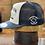 Thumbnail: AL ball cap (Navy/ White)