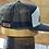 Thumbnail: AL Logo Leather Patch (Charcoal/Black)