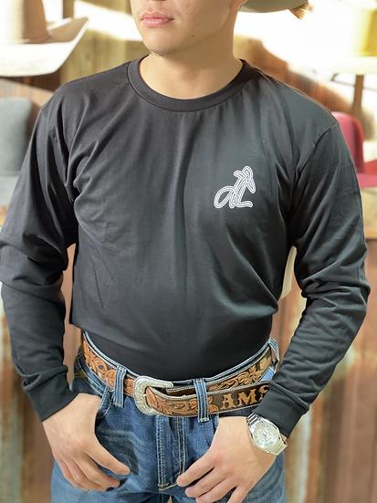 AL Minnick Long Sleeve (Black)