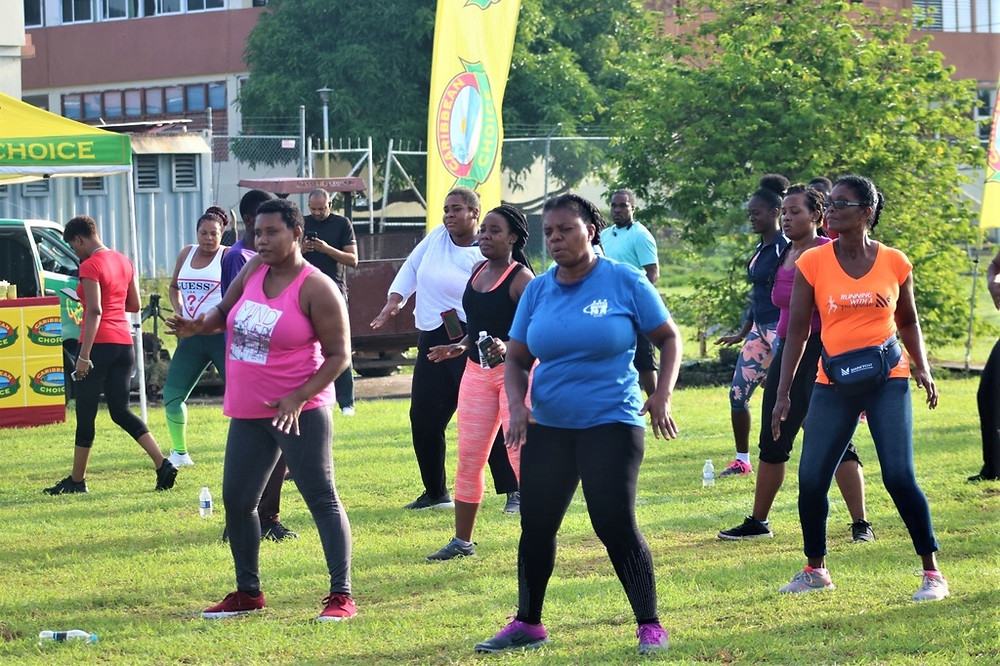 The Jamaica Moves Programme which is the co-title sponsor of the Fit 4 Life series, endeavours to share health messages and provide exercise and health check-up activities for Jamaicans within their own communities.