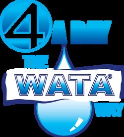 Wata Logo 4 a day