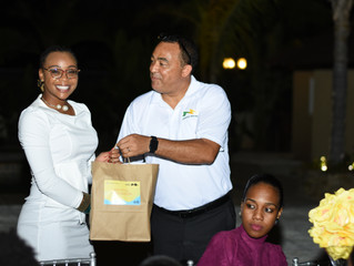 Prominent Jamaicans Taking The 'Get Moving Challenge'...Will You?