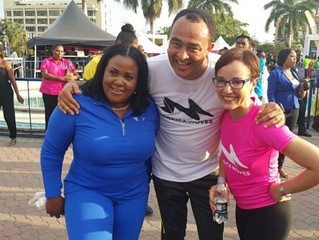GET WITH THE PROGRAMME: Jamaica Moves campaign urges locals to get active and live healthier lives