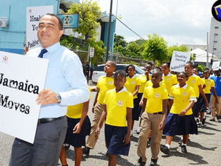 Jamaica Moves' to Tackle NCDs