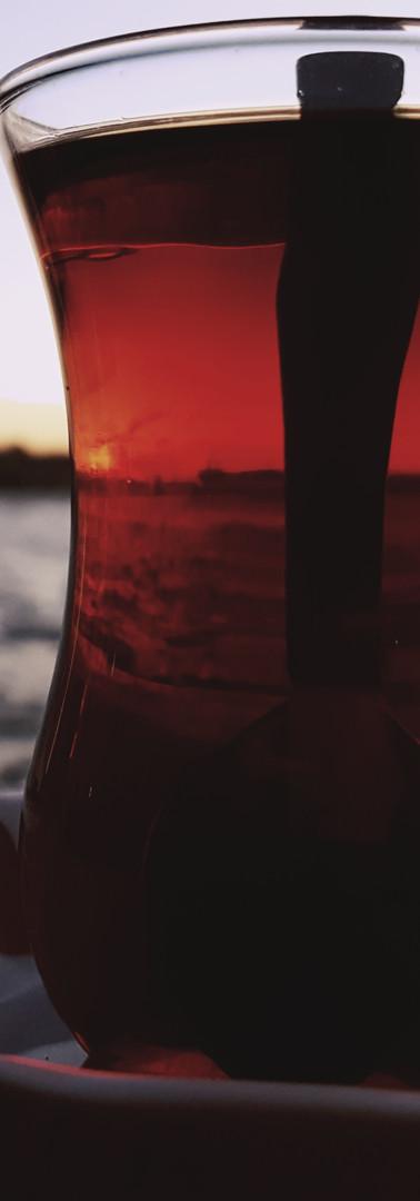 Çay ve Kız Kulesi