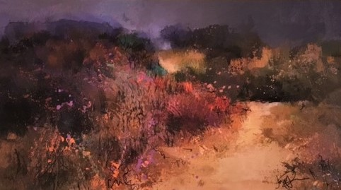 Inspired Art - Topanga Path