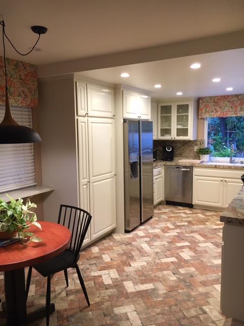 Topanga Kitchen Complete