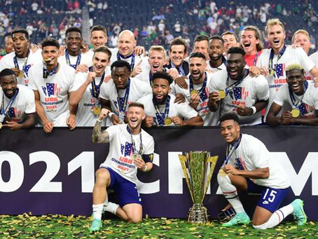 Kings of CONCACAF again! Young USMNT defies all odds to stun Mexico in Gold Cup final