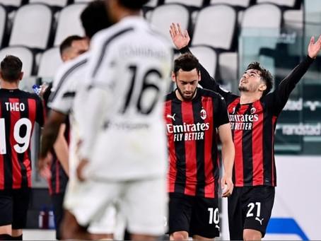 Juventus 0-3 AC Milan: Three Things We Learned