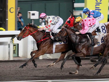 Zac Purton Makes Inroads Into Joao Moreira's Gaping Jockeys' Championship Lead With A Four-Timer