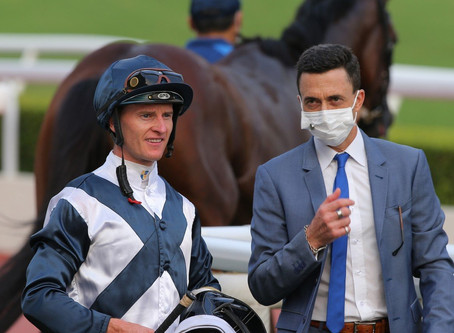 Zac Purton and Douglas Whyte – from fierce rivals to a match made in heaven