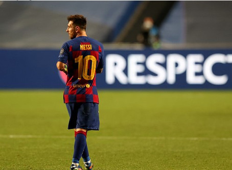 Why Lionel Messi's Barcelona dynasty would not be damaged despite acrimonious exit