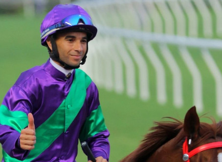Joao Moreira undergoes platelet-rich plasma therapy on injured hip during week off