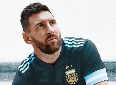 官方:梅西国家队禁赛满1年自动取消,可以出战世预赛