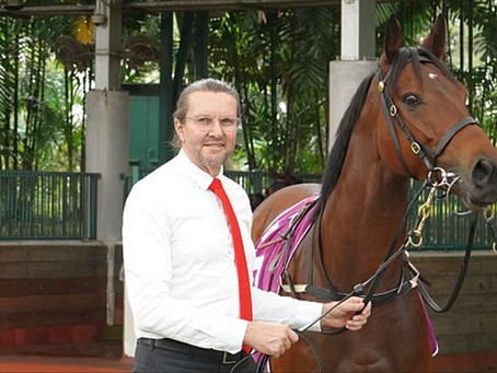 Knight's last move before Raffles Cup