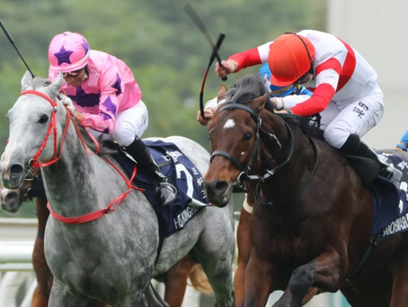 Joao Moreira lands ride aboard gun Japanese raider Danon Smash for Chairman's Sprint Prize
