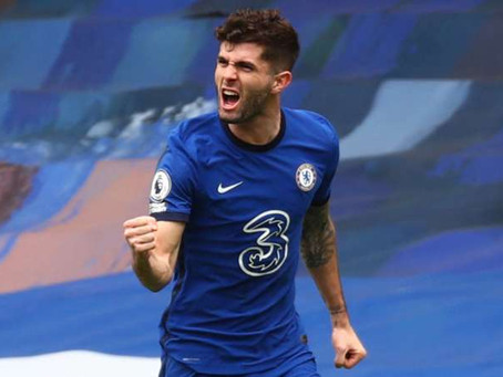 Pulisic eager to 'hit the ground running' for Chelsea in 2021-22 as he benefits from full pre-season