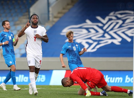 Iceland 0-1 England: Five Things We Learnt