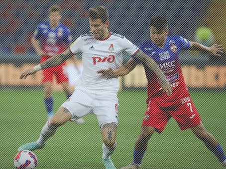 CSKA Moscow 1-2 Lokomotiv Moscow: Three things as visitors hold on to deserved lead