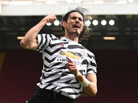 'He's been unbelievable' - Priceless Cavani brings more to Man Utd than goals