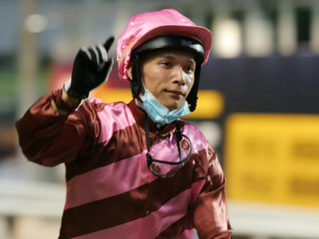 After 12 months, 88 meetings and 231 rides, Victor Wong is a winner again