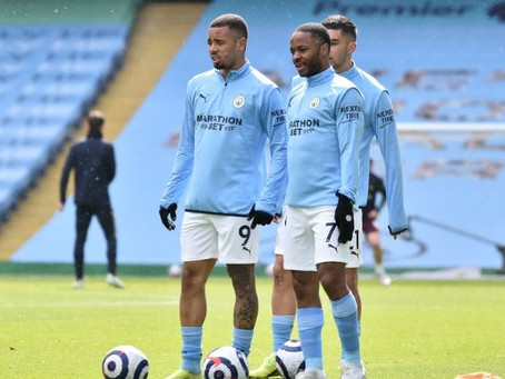 Sterling, Jesus & Fernandinho: What the future holds for some of Manchester City's biggest stars thi