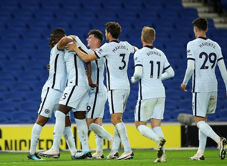 Brighton & Hove Albion 1-3 Chelsea: Five Things We Learnt as Blues Begin with a win