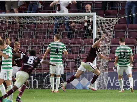 Hearts 2-1 Celtic: Key Talking Points As The Hoops' Nightmare Goes On