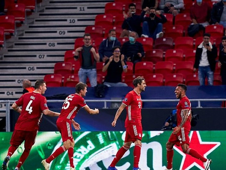 Bayern Munich 2-1 Sevilla: Five Things We Learnt as UCL Champions add to trophy haul