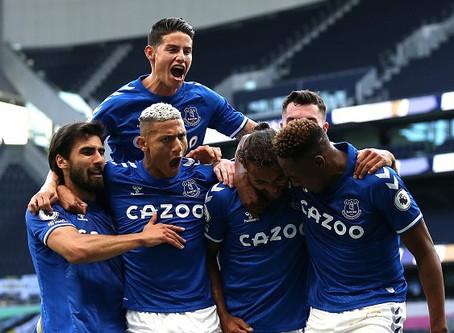 Tottenham 0-1 Everton: Five Things We Learned