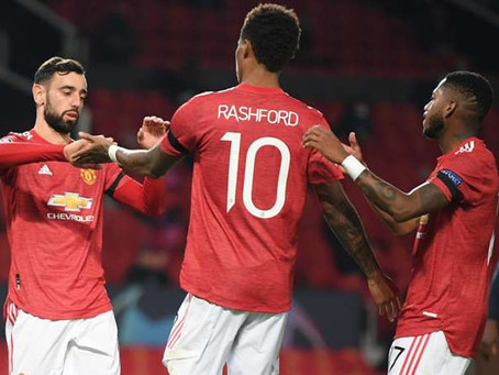 Man Utd star Fernandes reveals why he passed up a hat-trick to give penalty to Rashford