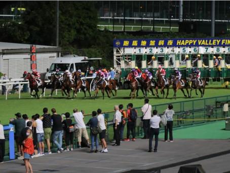 Jockey Club posts record HK$136.3 billion in turnover