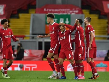 Liverpool 2-0 Southampton: Three things as Mane and Thiago keep Reds top-four hopes alive