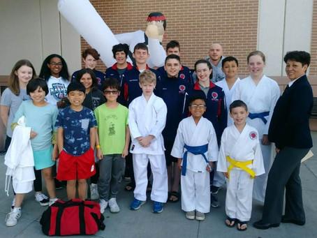 Franco Cup-Congrats USA Karate Academy Team!